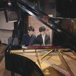【コウノドリ第8話まで、あと4時間!】サクラ先生としのりんでカウントダウン❗️2人で楽しくピアノ連弾…