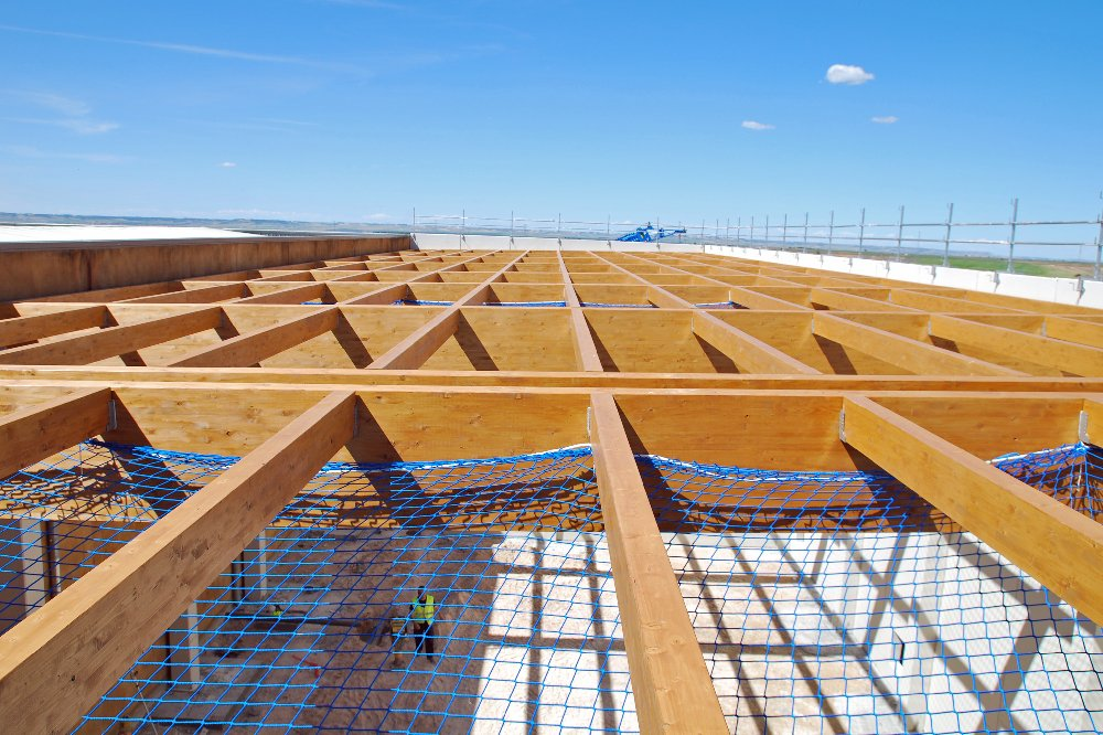 Trc estructuras trcestructuras twitter - Estructuras de madera laminada ...