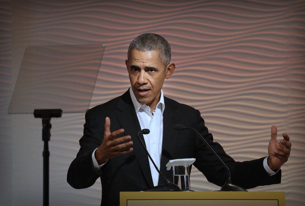 'Pense antes de tuitar', diz Obama em evento na Índia https://t.co/0Gsn37P3cQ #G1