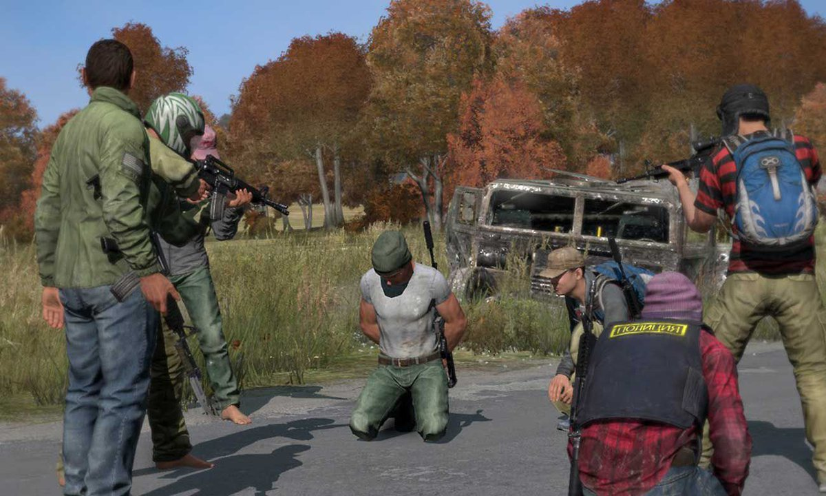 Image result for dayz leaving early access