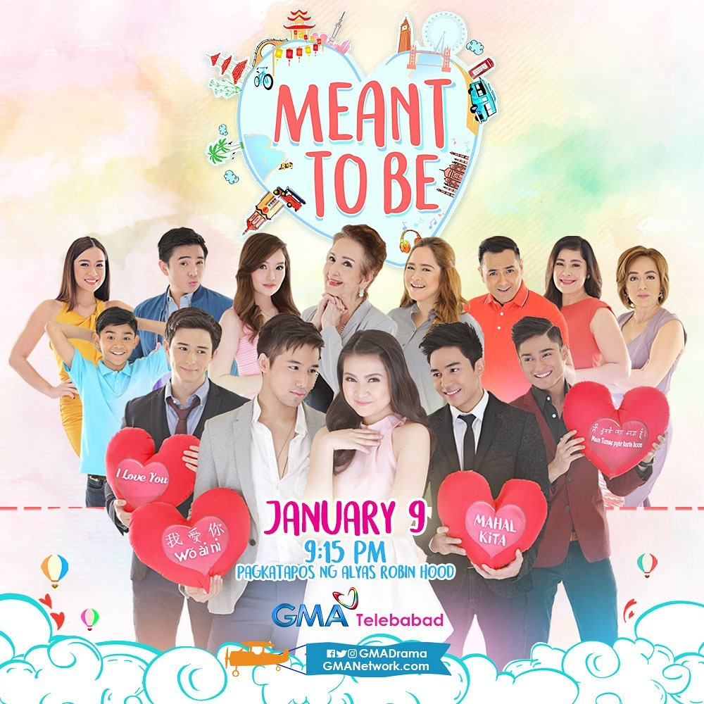 Meant to Be (2017)