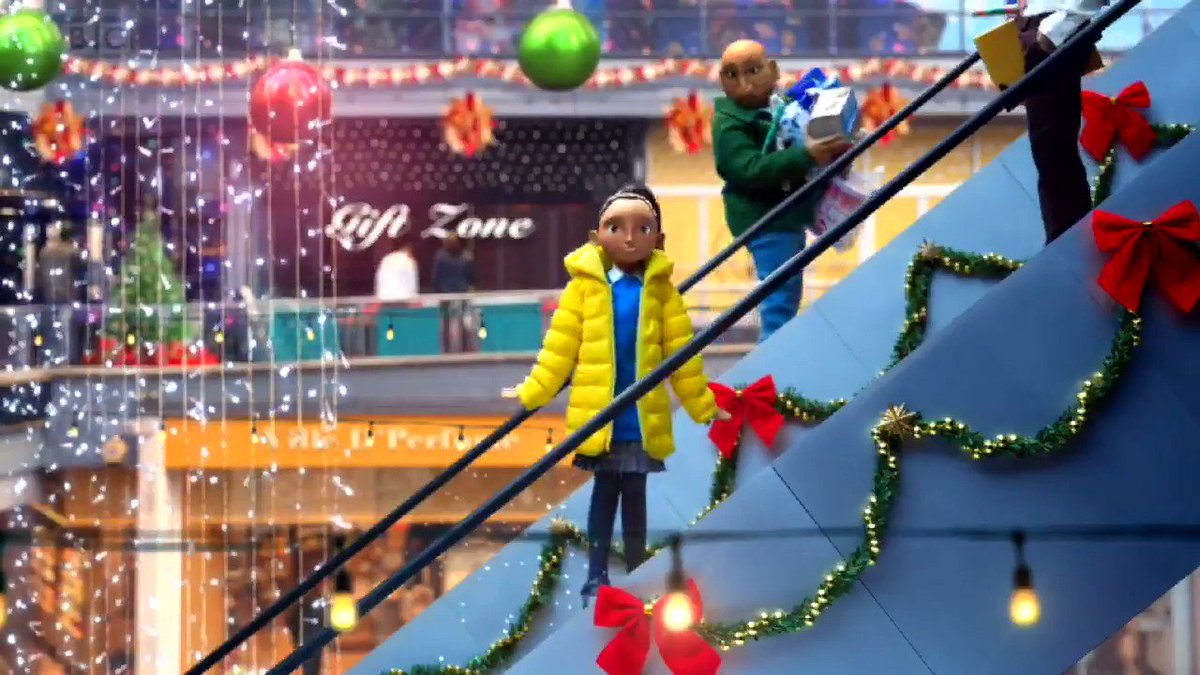 RT @BBCOne: Christmas together on BBC One. ✨ https://t.co/BIN6O1fROw