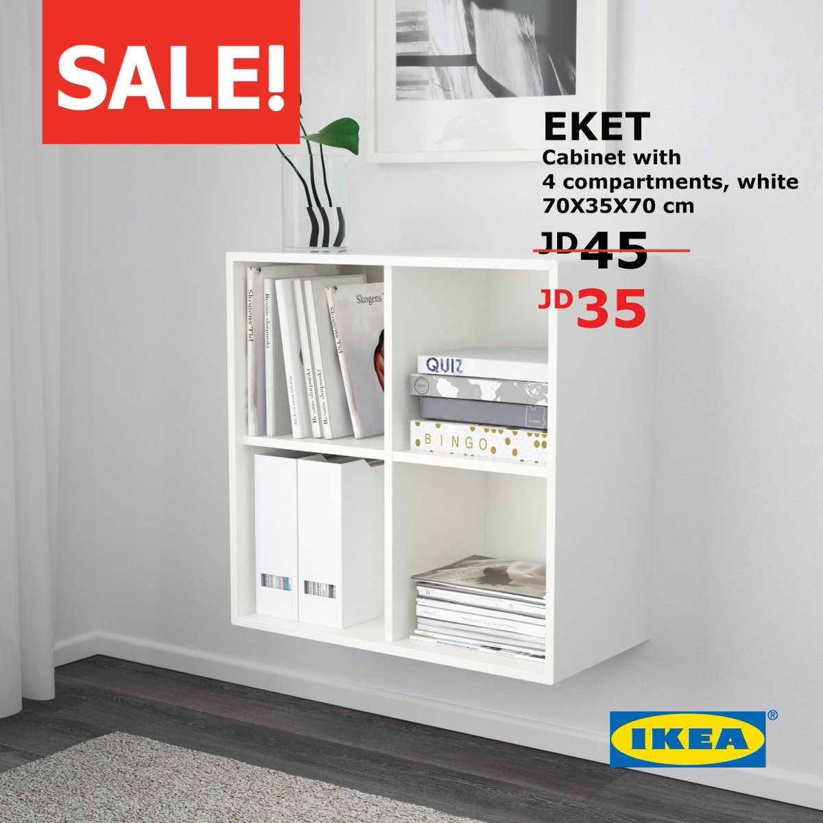 Ikea Jordan On Twitter Dont Sweat The Small Stuff Just Organize