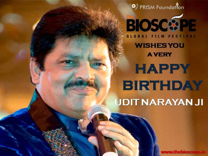 Udit Narayan's Birthday Celebration | HappyBday to