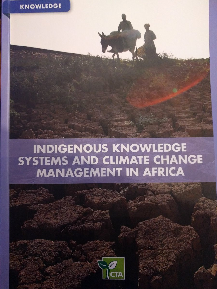 Indigenous Knowledge Systems and Climate Change in Africa