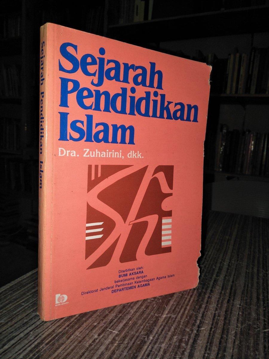 Ebook Sejarah Pendidikan Islam