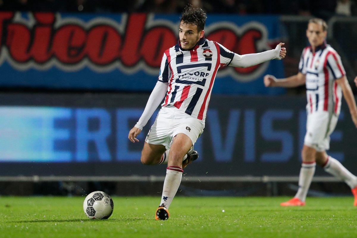 "Willem II on Twitter: ""📢 Pedro Chirivella en Kostas Tsimikas ..."