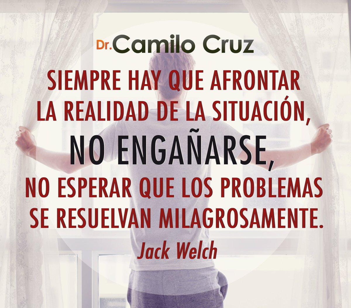 Camilo Cruz On Twitter Siempre Hay Que Afrontar La