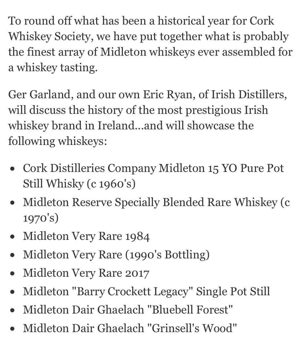 Cork Whiskey Society on Twitter: \