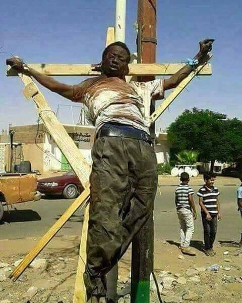 Welcome to after #Kadhafi&#39;s #US #EU&#39;s democracy in #Libya Every African who preaches/advocates 4 African unity becomes a threat to Westerners. @BarackObama administration  @NicolasSarkozy administration  @HillaryClinton @AmbRice44 @AmbPower44 U created thisLibya. Shame on u<br>http://pic.twitter.com/TAwmrupTl1