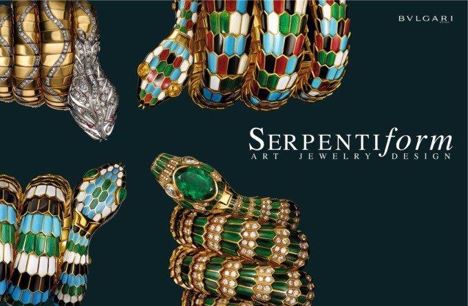 ブルガリが蛇のアートを集めた展覧会を開催、「セルペンティ」の宝飾品はじめメイプルソープや荒木飛呂彦 - https://t.co/f1ctHhiEzJ
