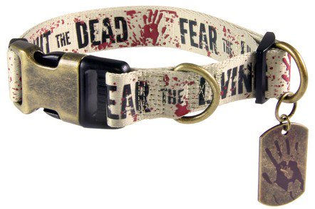 COLLIER POUR CHIEN FIGHT THE DEAD THE WALKING DEAD™ #TheWalkingDead  #mascotte #chiens #zombies   Info:  https:// goo.gl/dGBPxP  &nbsp;  <br>http://pic.twitter.com/E62WgA9AEm
