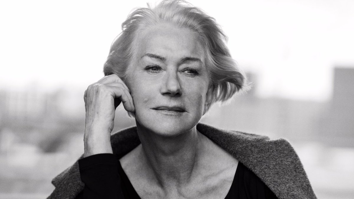 Selfie Twitter Helen Mirren naked photo 2017