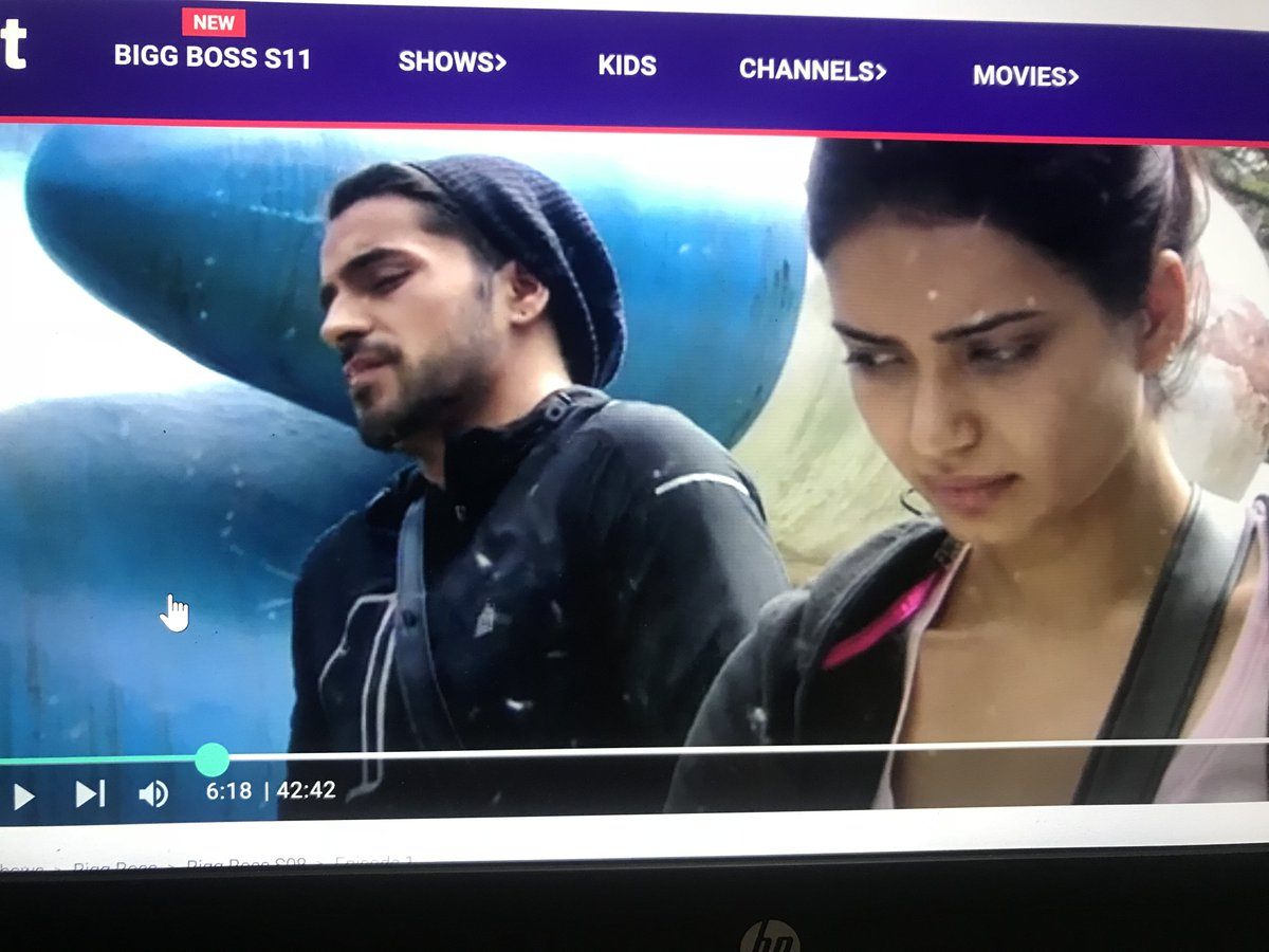 Happiness!! Back to my favourite addiction again .  only for u @TheGautamGulati . Love you so much !!  Starting from episode 1 again ..  @BiggBoss #season8 #GautamTheHero #Gauti #WeLoveWeLoveGauti<br>http://pic.twitter.com/4zIeTC2Ym4