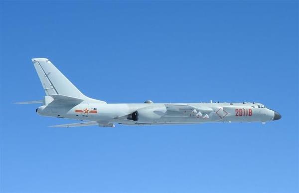 中国軍爆撃機4機が宮古海峡を通過 空自の戦闘機がスクランブル 8月以来、再び活発化 https://t.co/nqoFySw8E2