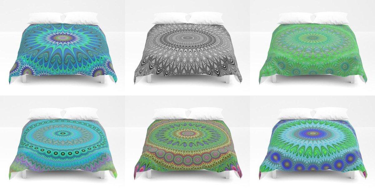 Mandala Duvet Covers  https:// society6.com/davidzydd/coll ection/mandala-duvet-covers?curator=davidzydd &nbsp; …  #mandala #home #design<br>http://pic.twitter.com/p2ssaRtjUf