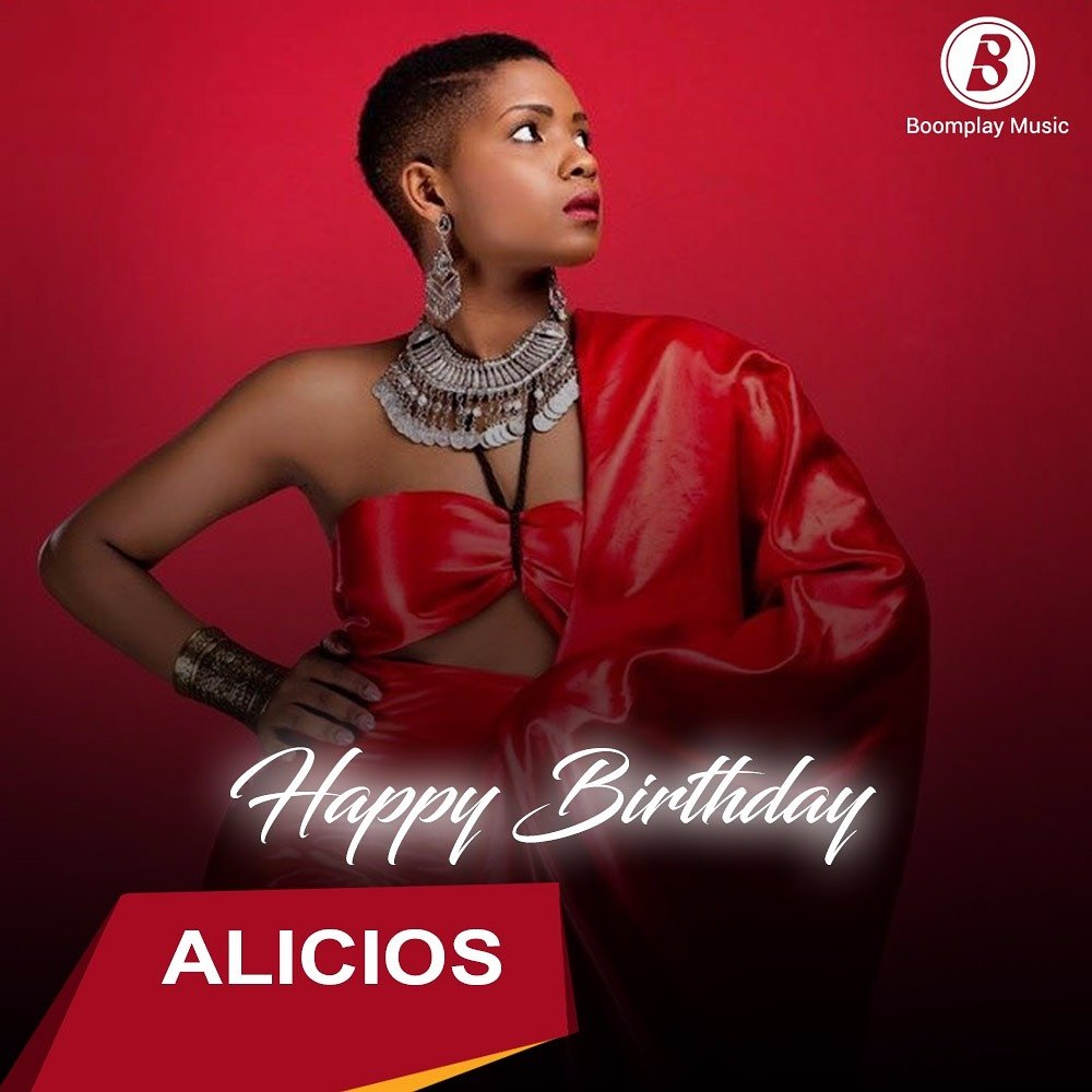 It&#39;s @AliciosTheluji B-Day today!  Help us wish her a Very Lovely Birthday!  #Birthday #HappyBirthday #BeBlessed #Happy #BestWishes<br>http://pic.twitter.com/HErwhBh2lc