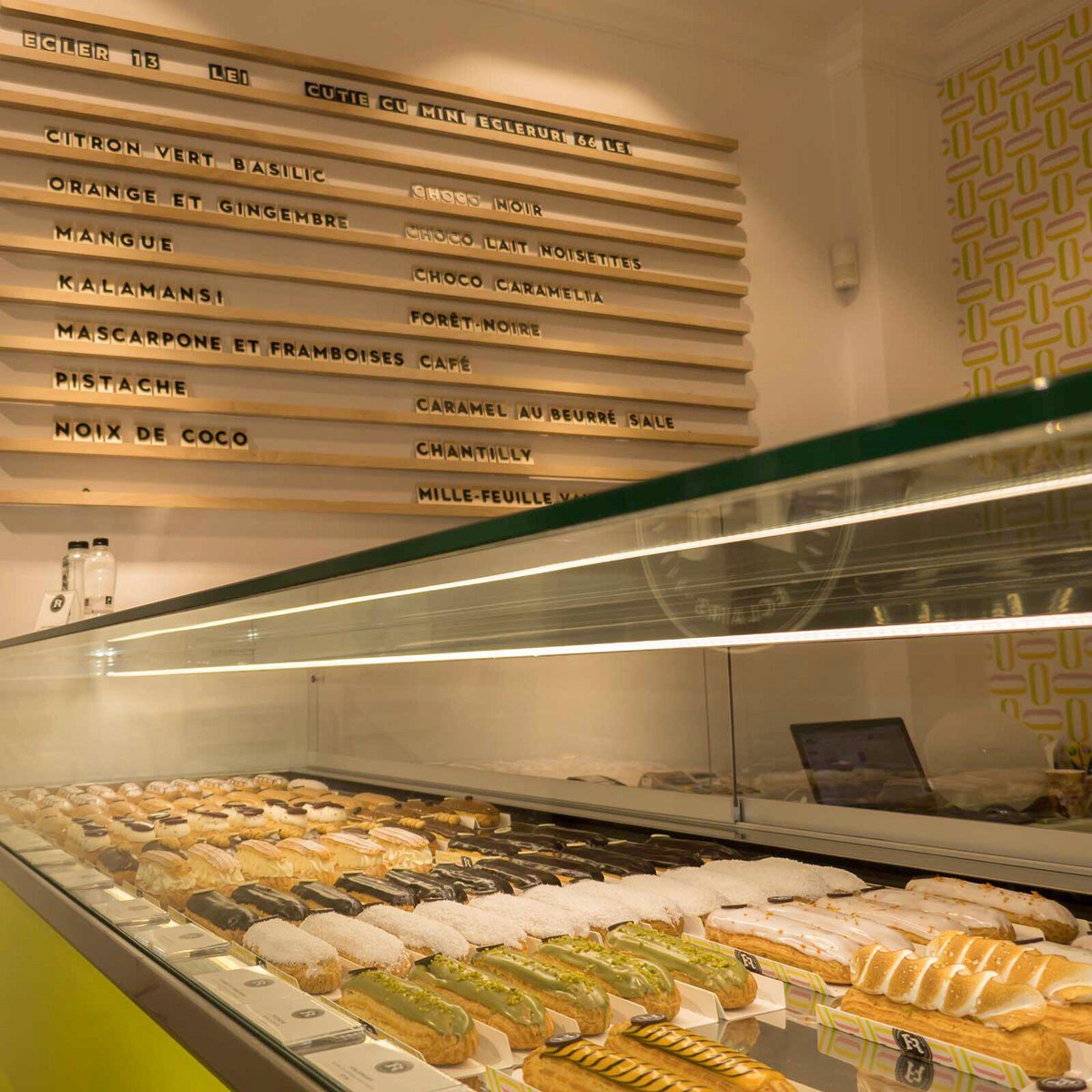 I was never into #eclairs until I visited #French #Revolution in #Bucharest last month. The night before I left, I had to go to their 2nd location to get one last salted caramel. When I return to #experiencebucharest I will visit this #Patisserie my first day! #pastry<br>http://pic.twitter.com/NOPIg7NKc5