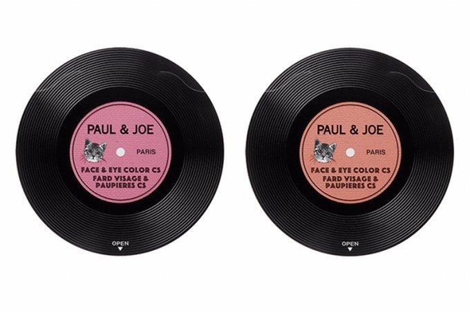 ポール & ジョー ボーテの春コスメ、レコードに見立てたフェイス&アイカラーや猫リップなど - https://t.co/4cLKZRGmax