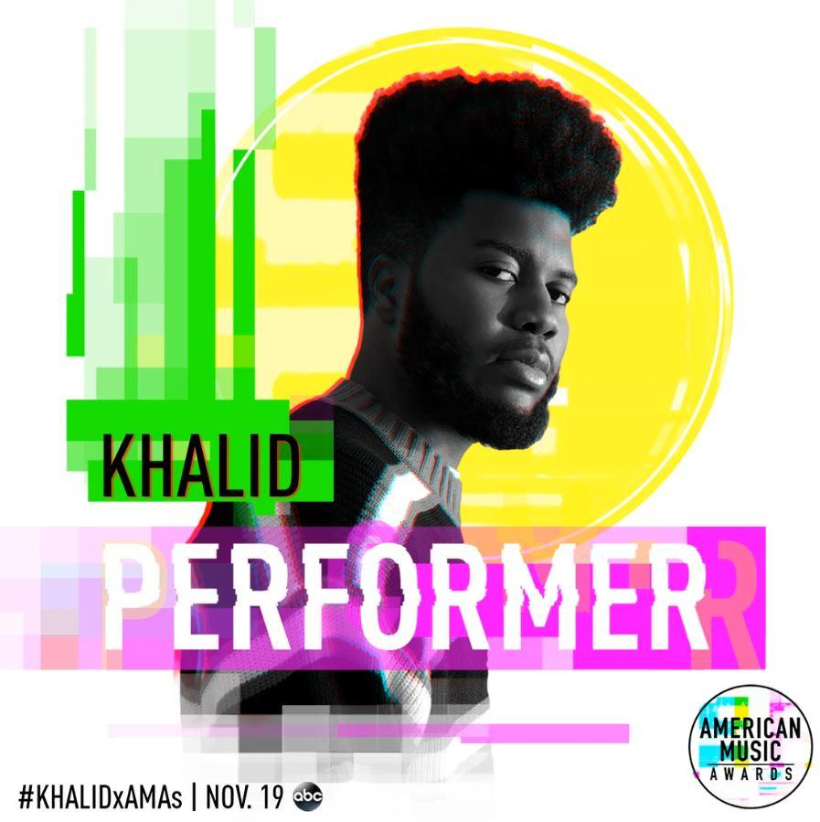 Watch the @AMAs tonight on #ABC13 to catch @thegreatkhalid, @ladygaga, @Pink, @nickjonas, @selenagomez, a special tribute to Whitney Houston by @xtina and much more. https://t.co/vPhnZsreNk