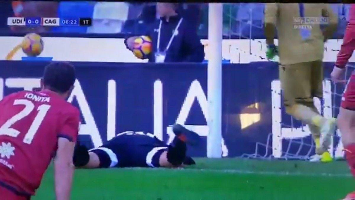 Mai dire goal/1: Maxi Lopez, la dovevi solo appoggiare in rete... - https://t.co/qsvh633oGo #blogsicilianotizie #todaysport