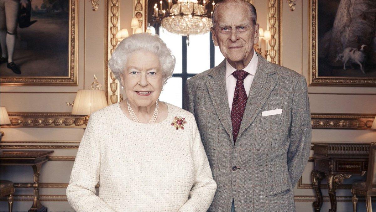 Elizabeth II et le prince Philip, 70 ans de mariage https://t.co/XmXmSWG1Rn