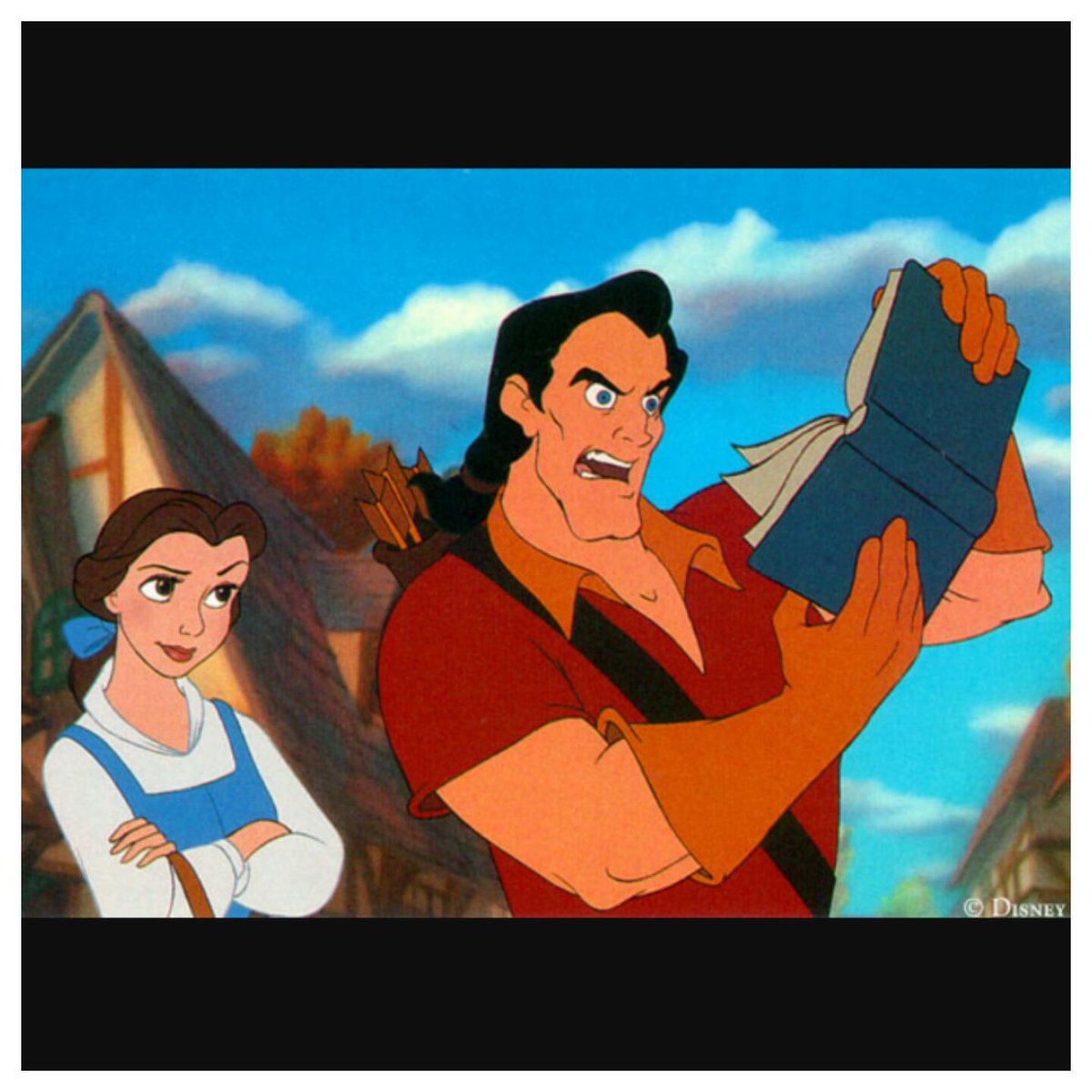 The world needs more #Belle and less #Gaston. <br>http://pic.twitter.com/wv8O1ZoR77