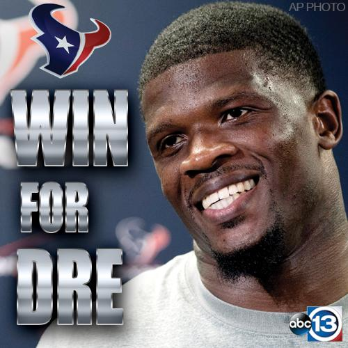 It's officially 'Andre Johnson Day' in Houston! Do you think the @HoustonTexans will honor 'Dre with a win against the @AZCardinals today? https://t.co/OZ9po8L77h #GOAT #Texans #TexansGameDayGameDay