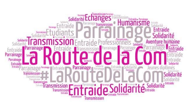 #LaRouteDeLaCom  c'est parti pour mon filleul @GMoudjahid ! Premier rdv Skype fixé! @leCCF #échangespic.twitter.com/RJkAHHk4dN
