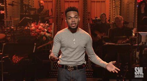 Chance The Rapper was the best @nbcsnl host ever. https://t.co/Zv7kbjp5Kz https://t.co/pArz3lKes9