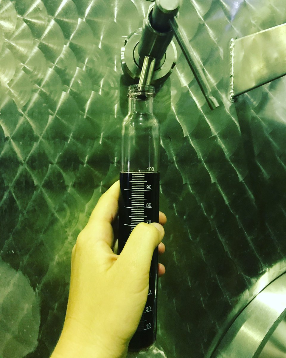 Ready for bottling tomorrow #KWV #wine #mentors #pinotage #petitverdot #canvas #orchestra #detail #chemistry #life #love #passion @KWVwines<br>http://pic.twitter.com/r406DQX1Sc