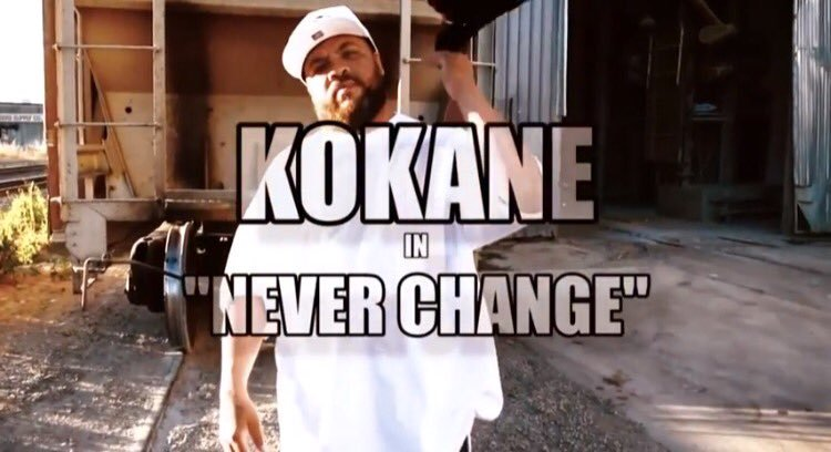 .  &quot;NEVER CHANGE&quot;  by @KokaneOfficial     https:// youtu.be/znwBnfw4Xp4  &nbsp;     #NewMusic  #Tacoma #Pomona #Seattle  #Compton #Watts #LongBeach<br>http://pic.twitter.com/15txqcHnqx