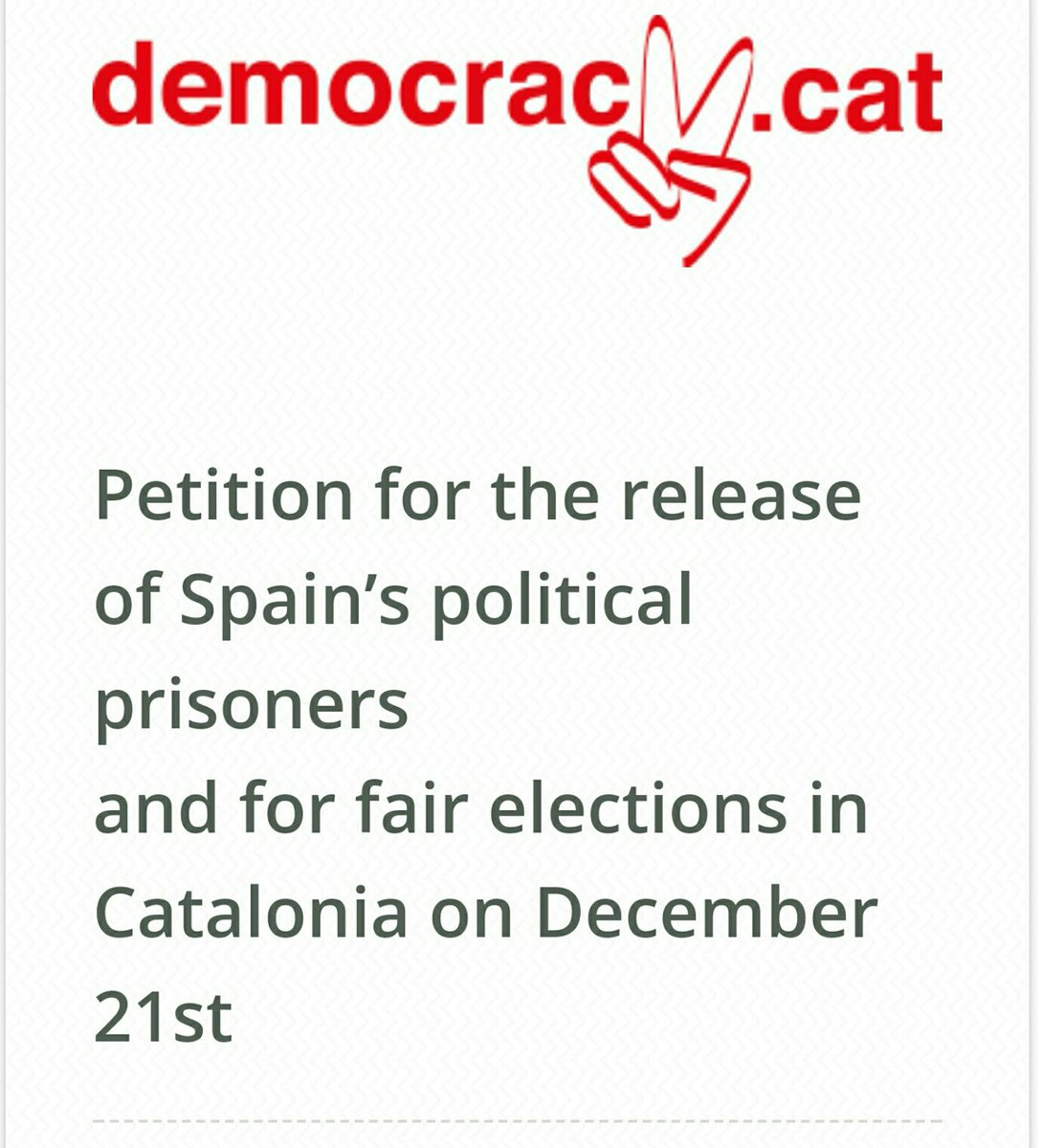 #Sign and #share please!   A movement is being built in the #USA to support the #Catalan case    http:// democracy.cat / &nbsp;    It brings together university professionals and scientists from all over the world and there are already 600 university professors who have joined us<br>http://pic.twitter.com/oVq2816F5Q