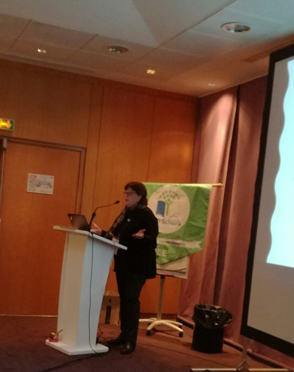 The #ESParis2017 NOM Wrap-up!  By Laura Hickey #FEE Board of Directors @EcoSchoolsUSA @Eco_Ecole #EcoSchools #ecoecole<br>http://pic.twitter.com/m3LeOjcRCz