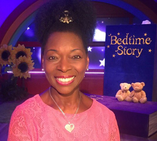 I will be telling a #cbeebies #BedtimeStory on Monday. The story is about showing &amp; giving unconditional #love! Makes me so #happy to be on #BedtimeStory <br>http://pic.twitter.com/A52ZkBgGPl
