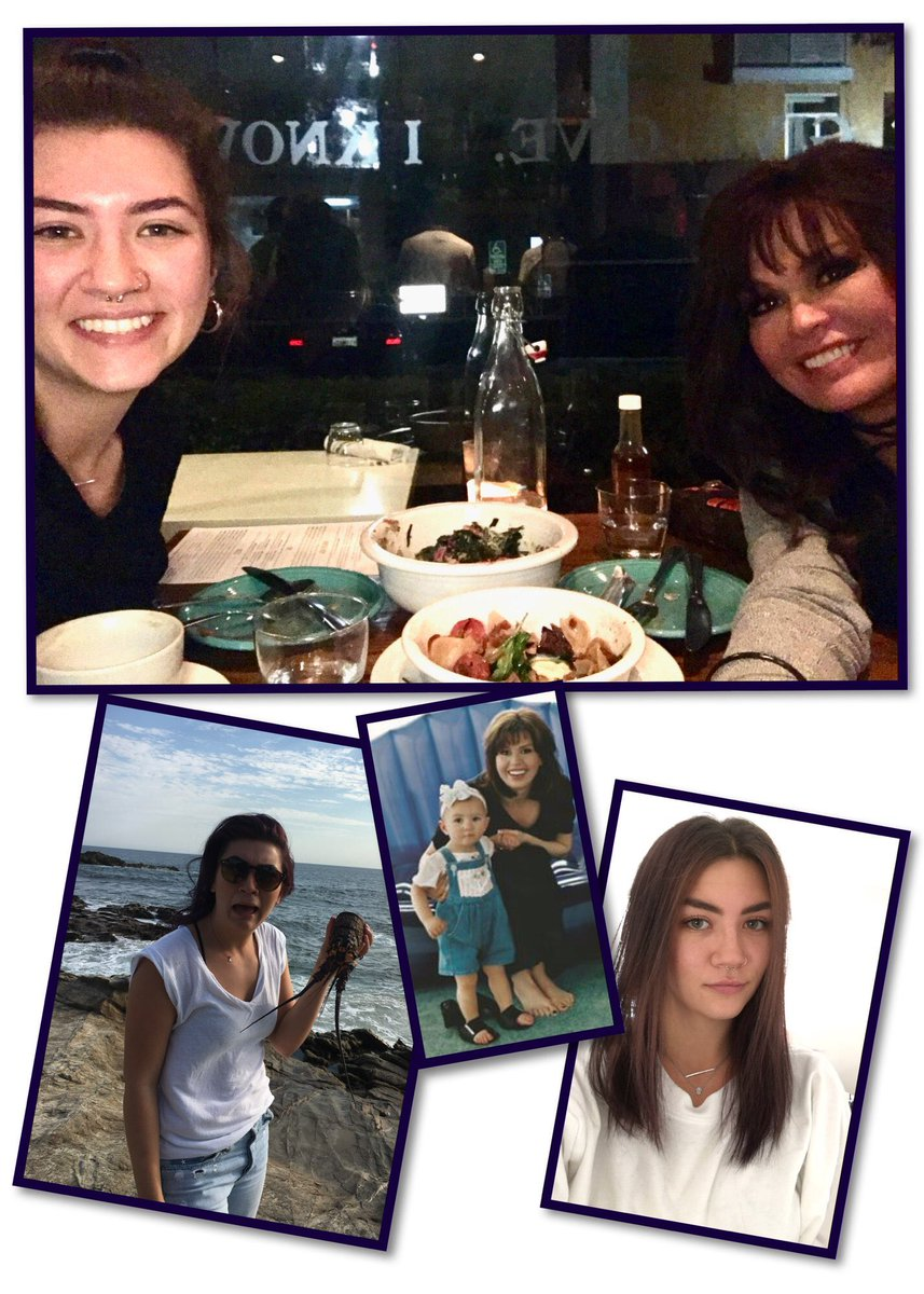 Mother &amp; Daughter dinner and celebration  #HappyBirthday to my precious Brianna. I love you, my Angel.   I'll post my Sunday message Thanksgiving Day   #Happy #Sunday! <br>http://pic.twitter.com/fZRMQkIxFU