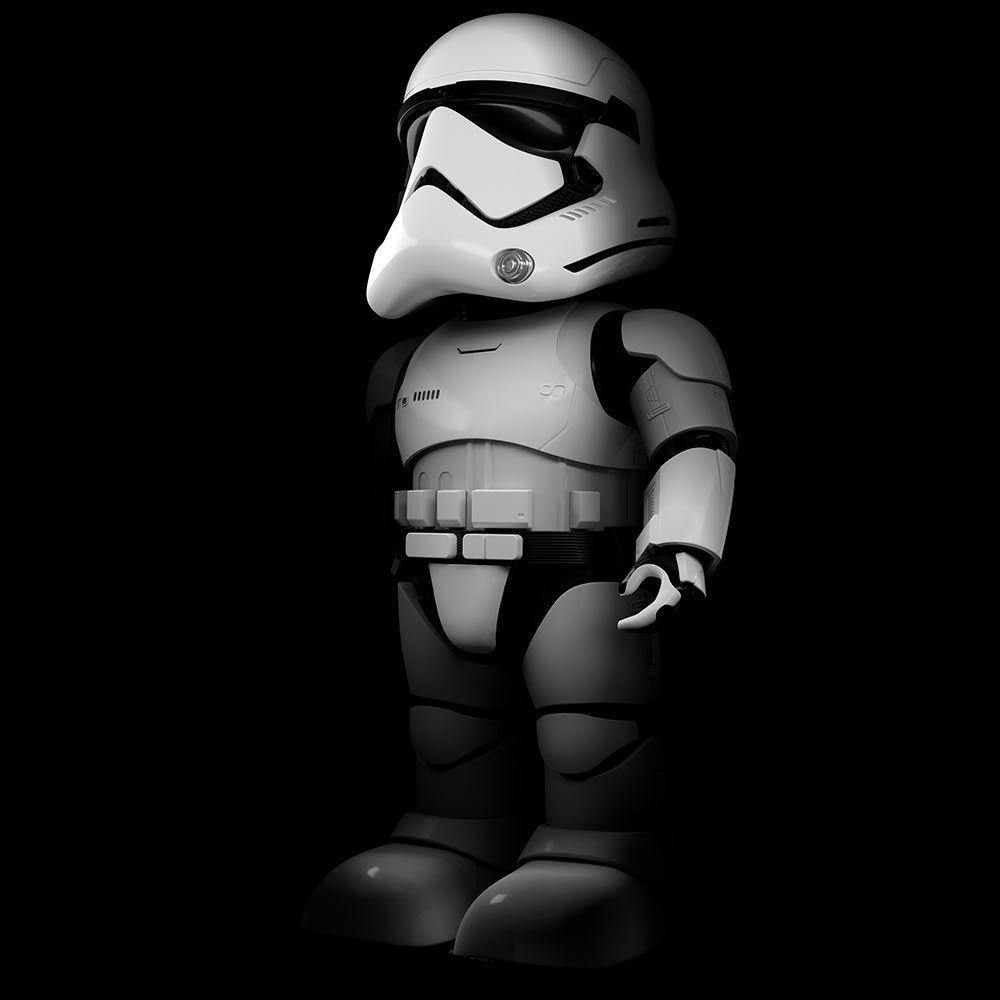 Star Wars First Order Stormtrooper Robot Get it here -  http:// tidd.ly/5f52d048  &nbsp;   #starwars #stormtrooper #robot #darkside #scifi #geekstuff #geekproducts<br>http://pic.twitter.com/fCLhU1MFFs