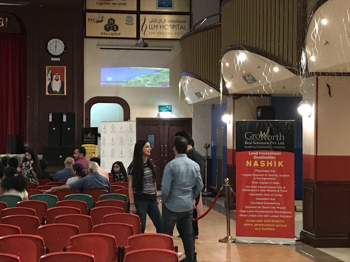 We are promoting #Nashik at #dubai since last 2 months , organising so much program on #Nashik #RealEstate  with #makeinnashik<br>http://pic.twitter.com/X0faWXpSxg