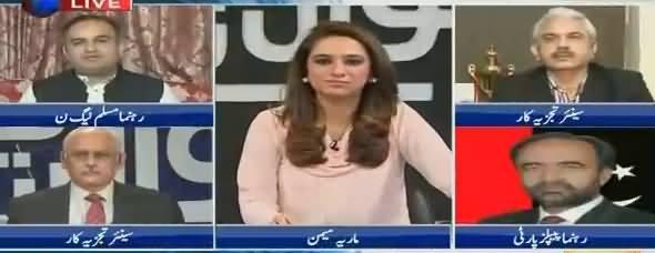 Sawal Yeh Hai  - 19th November 2017 - Nawaz Sharif Kis Nazriye Ka Naam Hai thumbnail