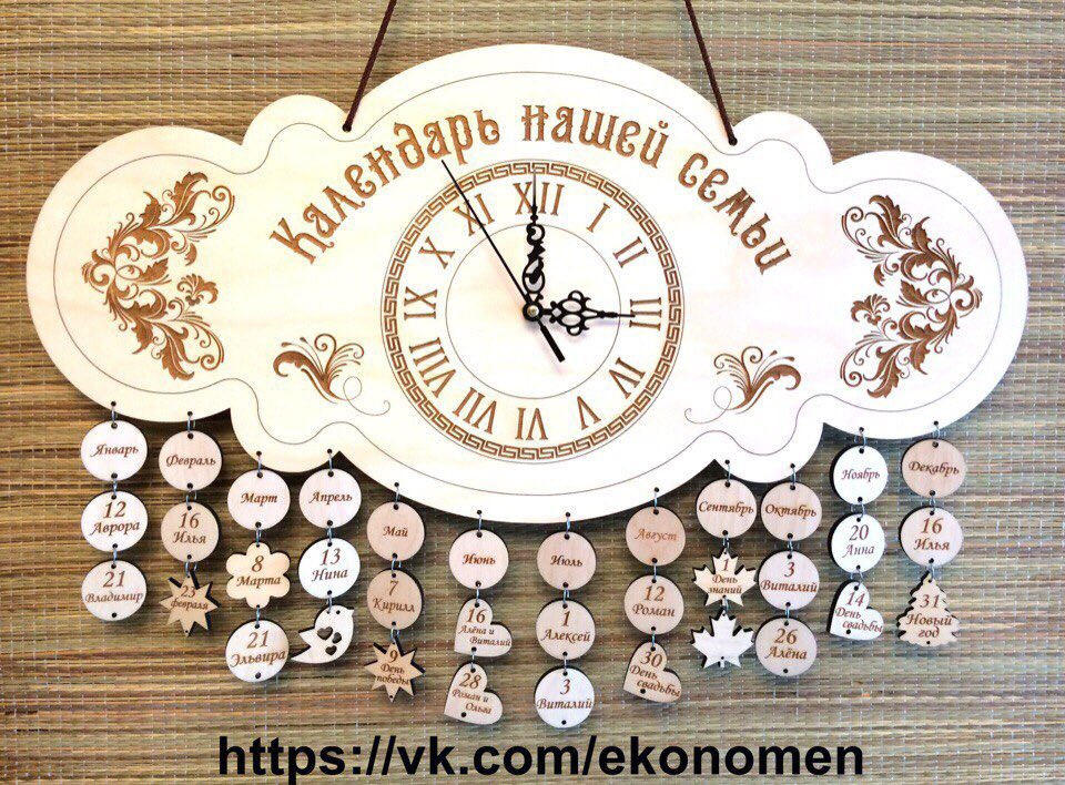 календарь семейных памятных дат картинки старушки говорили
