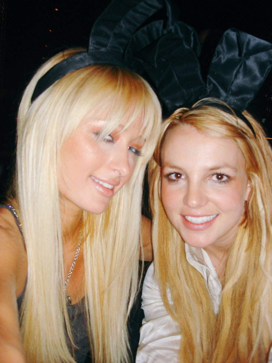11 years ago today, Me & Britney invented the selfie!