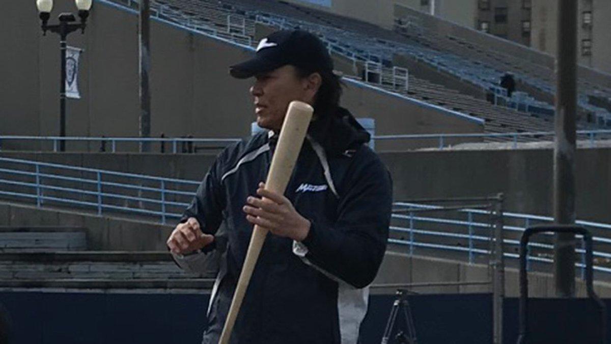 #MLB  Matsui &#39;looking forward&#39; to Ohtani in Majors  http:// dlvr.it/Q1pKf9  &nbsp;  <br>http://pic.twitter.com/6C7ZrRxQ3R