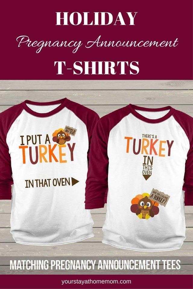 #fun #pregnancy #announcement shirts  http:// shopstyle.it/l/lG1z  &nbsp;   #thanksgiving #couples #afflink<br>http://pic.twitter.com/dQRwZGfZSJ