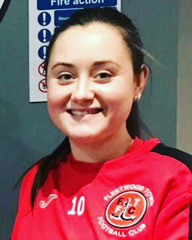 A tough game today, however our Captain Kyra Bradley led by example and fought from whistle to whistle... M.O.M Kyra Bradley #FTFC #M.O.M <br>http://pic.twitter.com/cK0wDDQUgW