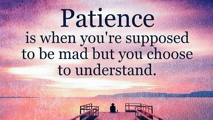 Just remember...               Patience is Action             Calm is Superpower   #SuccessTRAIN #JoYTrain <br>http://pic.twitter.com/OMr3ekpMLG