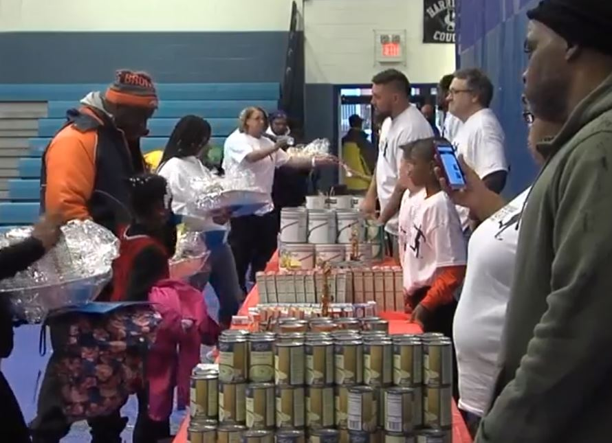 Harrisburg community celebrates inaugural 'Build a Basket' event https://t.co/BPT10LcIpW