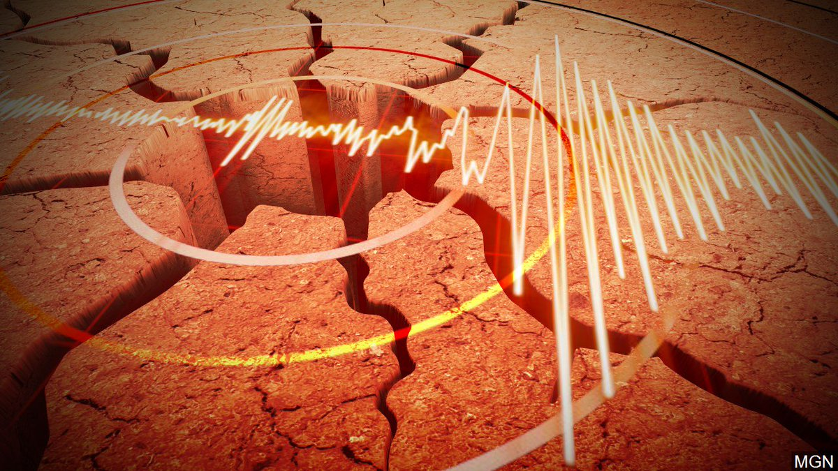 Magnitude 3.7, 2.9 quakes rattle Oklahoma town early Sunday https://t.co/Sqed7B5bUu