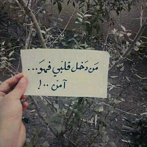 💙  ومن خرج لن يعود أبدا 🤗 #خط_عربي https...
