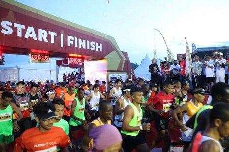 Borobudur Marathon • 2018