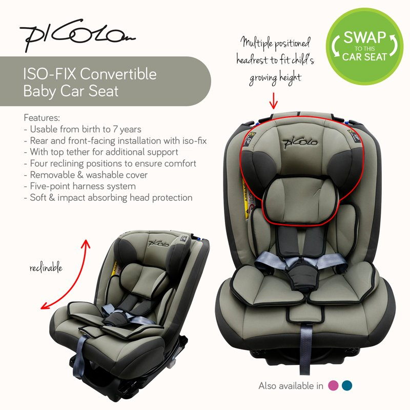 ... Baby Car Seat has both rear u0026 front-facing option making it suitable from birth to 7 years of age. See the photos below to read more about the product ...  sc 1 st  Twitter & BabyCompanyPH on Twitter: